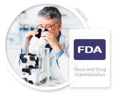 aviz FDA pentru produsele Calivita