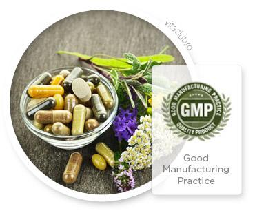 certificare GMP produse calivita