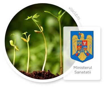 Produsele Calivita sunt avizate de Ministerul Sanatatii din Romania