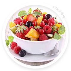 fructe ce se gasesc in produsul Zenthonic de la Calivita