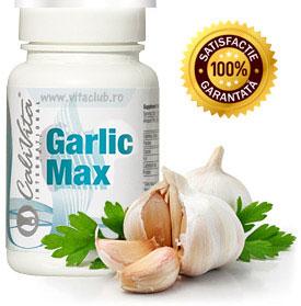 Garlic Max, noul produs Calivita cu de 3 ori mai mult extract de usturoi