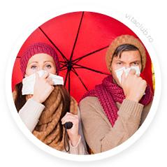 simptome gripa si raceala