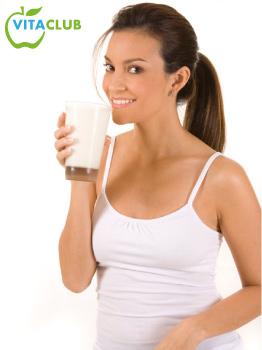 pahat cu lapte proaspat
