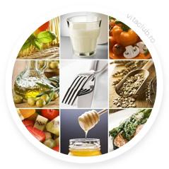 alimente bogate in vitamina B complex