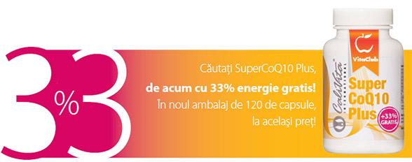 coenzima Q10 capsule pret