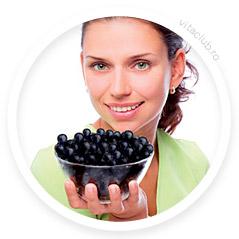 fructe acai organice