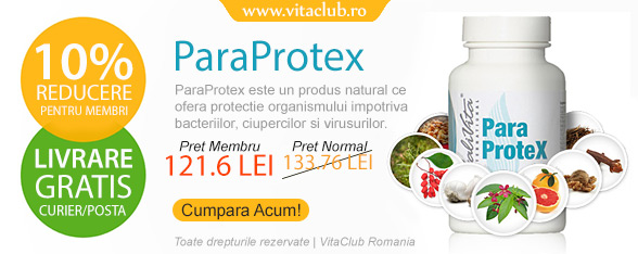 Produse ParaProtex CaliVita