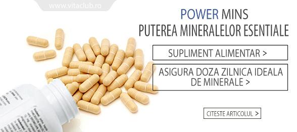 produse calivita cu minerale