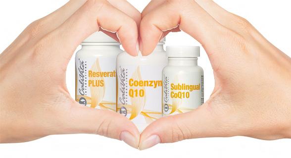 coenzima Coq10 naturale