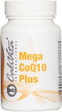 Megadoza de coenzima Q10 si antioxidanti