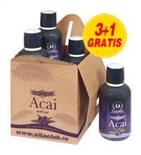 Cumperi 4 flacoane de Acai Organic la pret de 3