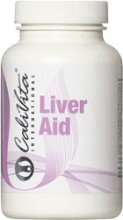 Noul Liver Aid unde cantitatea de silimarina e de 4 ori mai mare