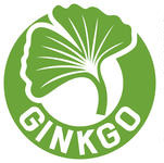 logo ginkgo biloba