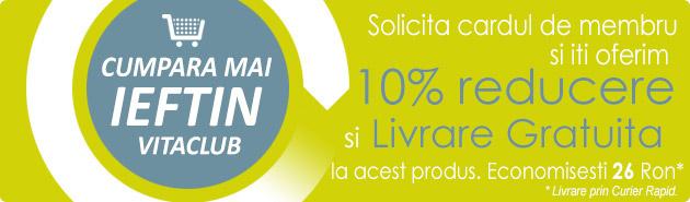 cumpara produsul Rhodiolin Calivita cu 10% Reducere si transport gratuit